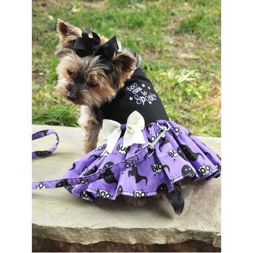 Halloween Girls Harness Dress - To Cute To Spook